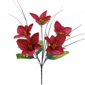 Букет Орхидей с розеткой 5г. Б-010
