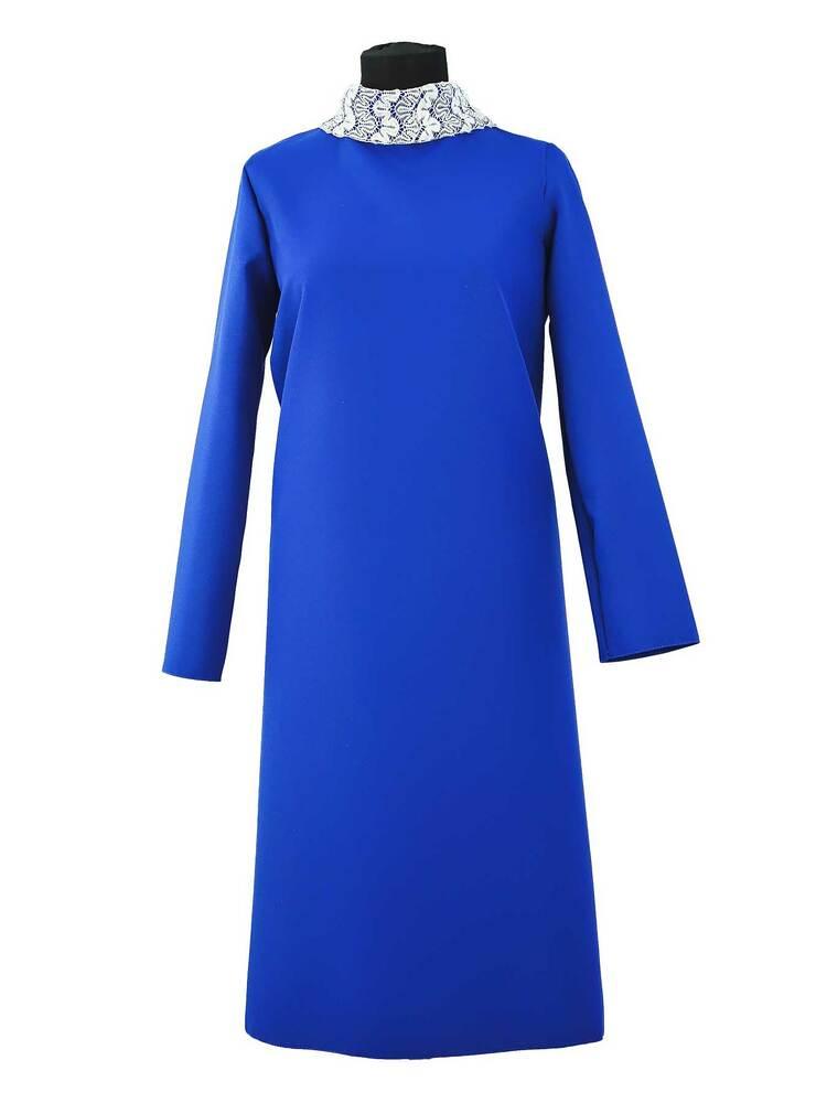 Платье габардиновое классика (в ассортименте)