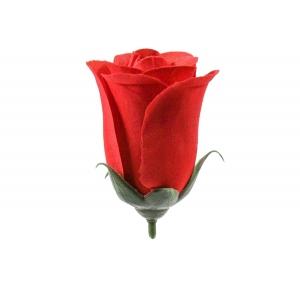 Роза бутон бархат Люция ( 1/50) красный