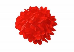 Хризантема махровая красная 14см. (1/20)