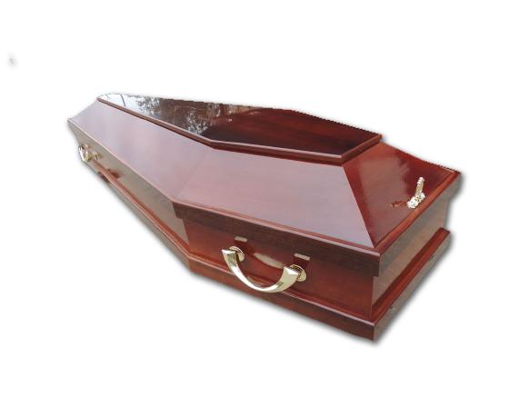 Гроб лакированный Модель №18, арт. ГЛ-М18